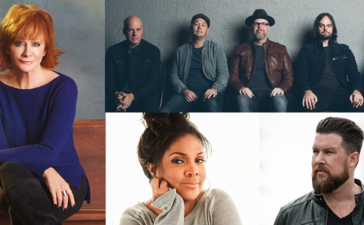 Dove Awards performers named