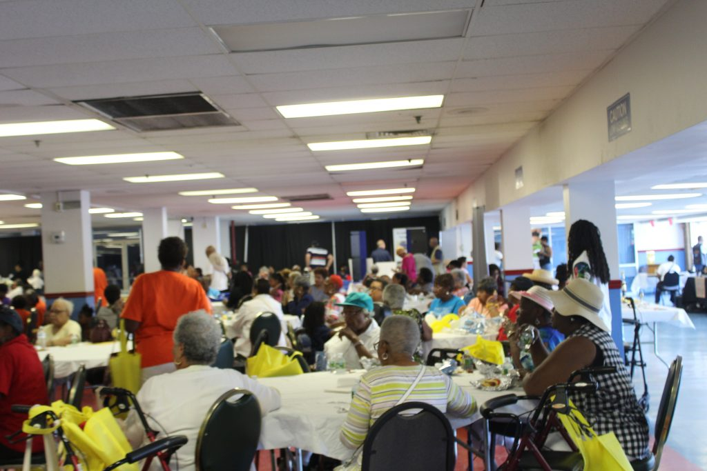 Community Day at Rosecroft