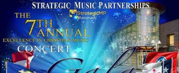 Excellence in Christian Music Academy concert gala