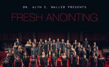 Enon Tabernacle Church young choir