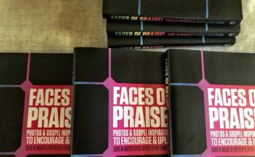 Faces of Praise new book