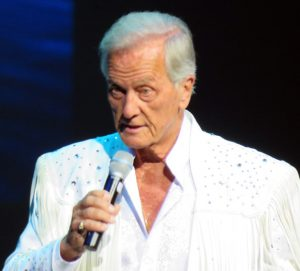 Pat Boone will be honored