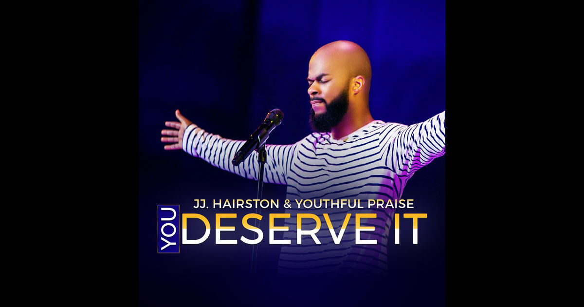 J.J. Hairston & Youthful Praise earn thier first GRAMMY nomination