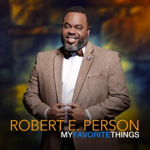 Christmas music from Robert E. Person as he releases new single