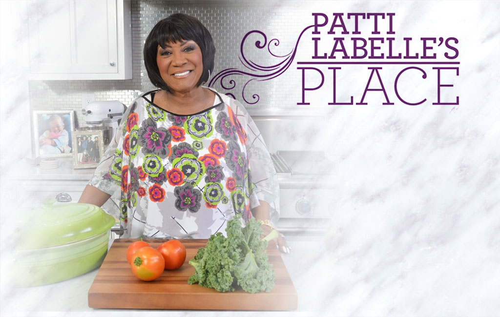 Cedric the Entertainer drops in for hearty meal when 'Patti LaBelle's Place' returns for second season