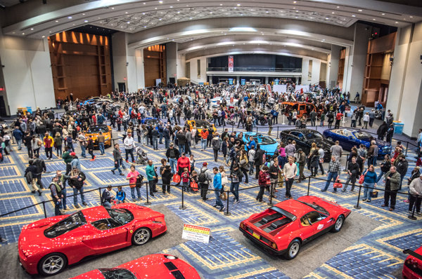 Washington Auto Show Set To Showcase More Than Cars Positively - Washington car show