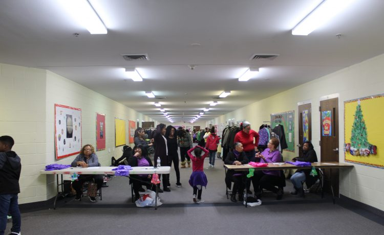 Homeless Outreach prepare for guests