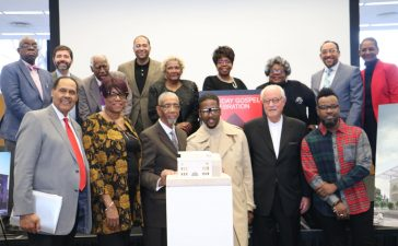 National Museum of Gospel Music set to be built