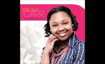 Jekalyn Carr, teen gospel star
