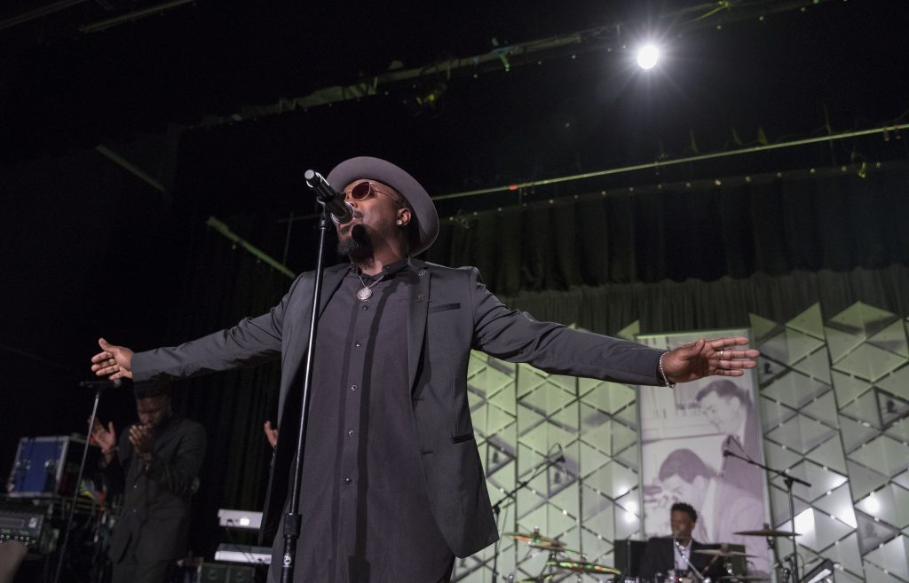 Anthony Hamilton at St. Jude Celebration of Hope