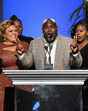 David and Tamela Mann win for their reality show