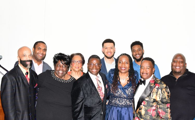DMV Musicians and Singers Fellowship honorees