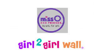 MISS O Girl 2 Girl Wall