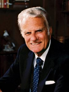Billy Graham will lie in state