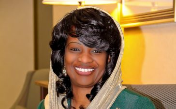 Mildred Muhammad is traveling to China