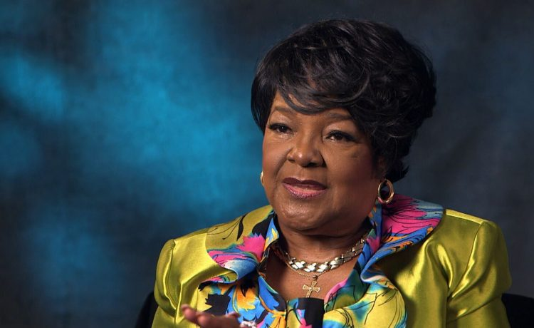 Shirley Caesar on Unsung