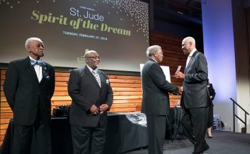 St. Jude Dream the Spirit honorees