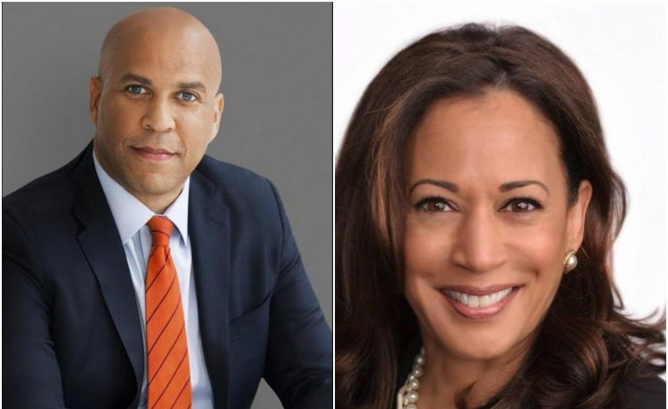 Senator Cory Booker and Senator Kamala D. Harris are honorary co-chairs of ALC for 2018
