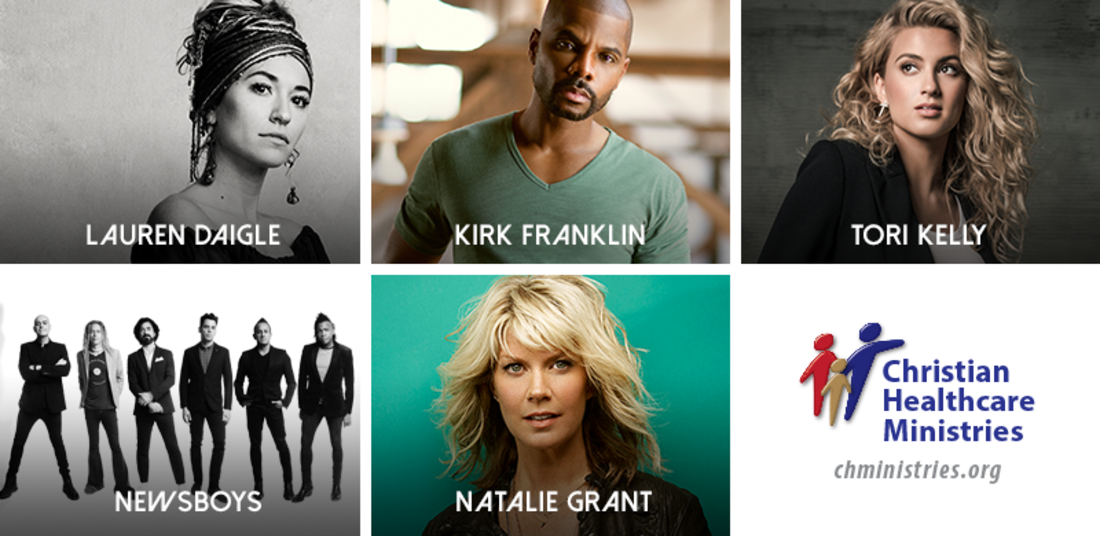 2018 Dove Awards performers