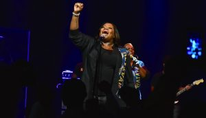 Tasha Cobbs at Warner Theater