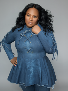 Tasha Cobbs Leonard is on tour