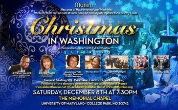 Messages of Hope International Ministries concert