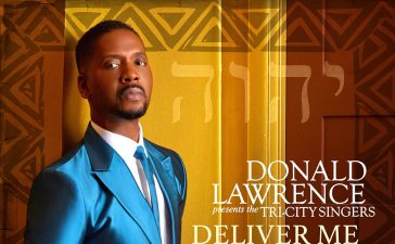 Donald Lawrence new single