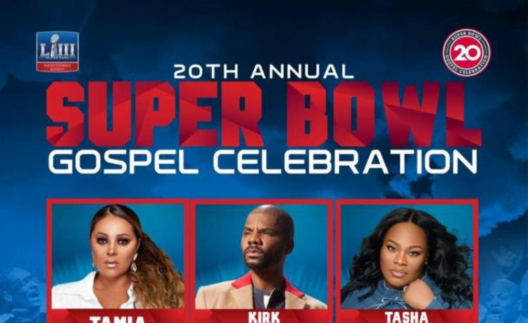 Super Bowl Gospel Celebration 2019