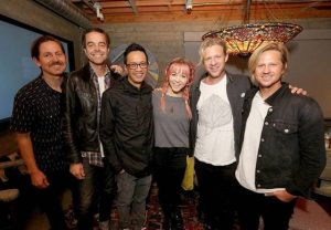 Switchfoot release party