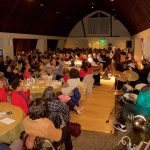 "It was a sold-out audience at ""A Tribute to Mahalia Jackson"""