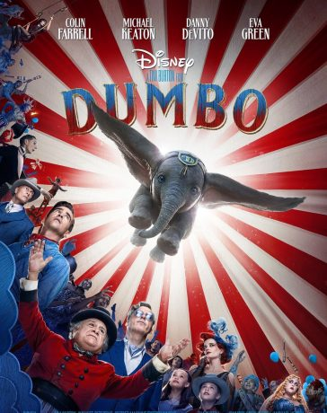 DUMBO coming to theaters