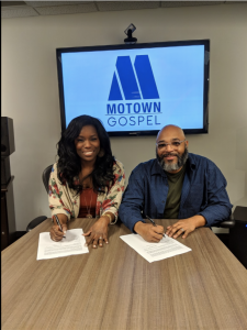 Jerard & Jovaun sign with Motown