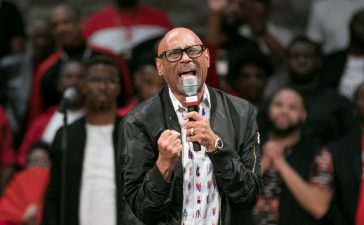 Bishop Paul S. Morton release radio single