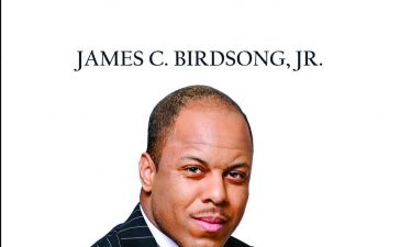 James C Birdsong Jr. receives award