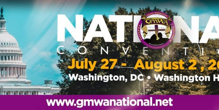 2019 GMWA National Convention comes to Washington, DC