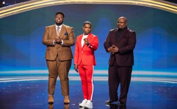 Melvin Crispell III, Joshua Copeland-Sunday Best Final two