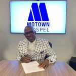 Ricky Dillard signs with Motown Gospel