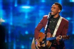 Jonathan McReynolds on Sunday Best