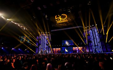50th GMA Dove Awards at Lipscomb University