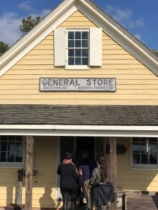 Bucktown Store in Cambridge MD where Harriet Tubman was hit with a weight