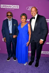Clarence Avant at Urban One Honors