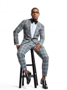 Kirk Franklin honored by BMI