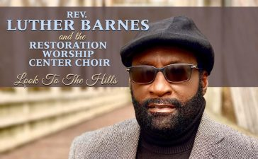 Luther Barnes Look to the Hills