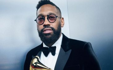 PJ Morton at Grammies