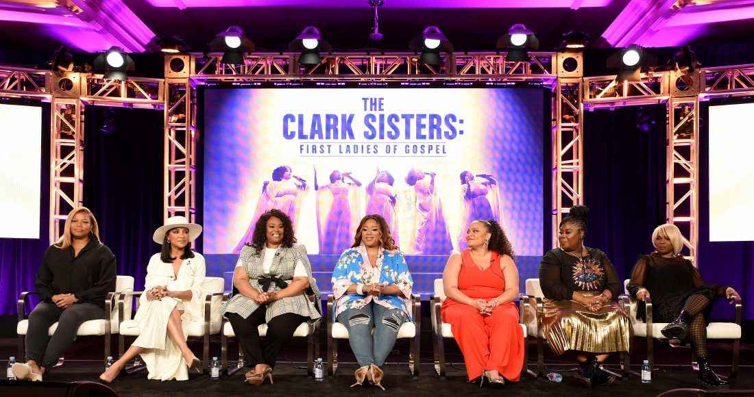 Lifetime's TCA Panels featuring Supernanny and The Clark Sisters: First Ladies of Gospelat the 2020 Winter Television Critics Association
