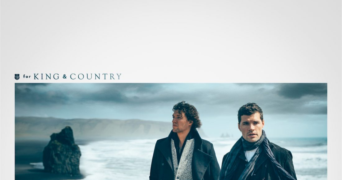 for King and Country Burn the Ships