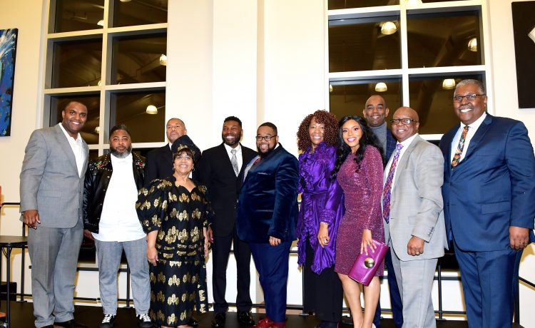 DMV Honorees enjoy banquet