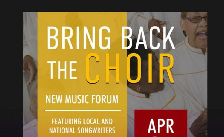 Bring Back the Choir is back