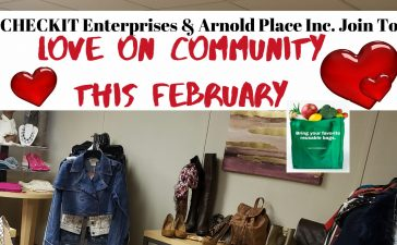 Check it Enterprises and Arnold Place partner