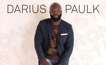 Darius Paulk new album Strong